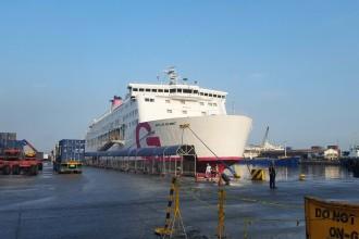 2go ferry Coron naar Manilla