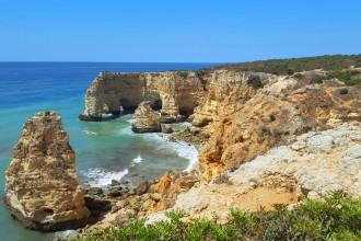 Alleen op vakantie in Portugal