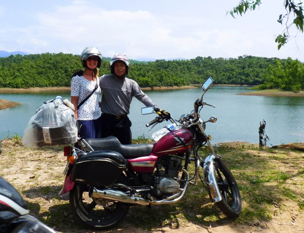 Alleen reizen Vietnam