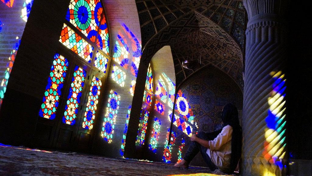 Midden Oosten reizen vrouw