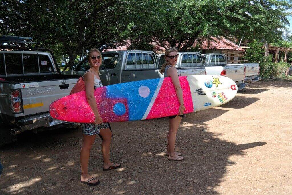 alleen reizen Nicaragua