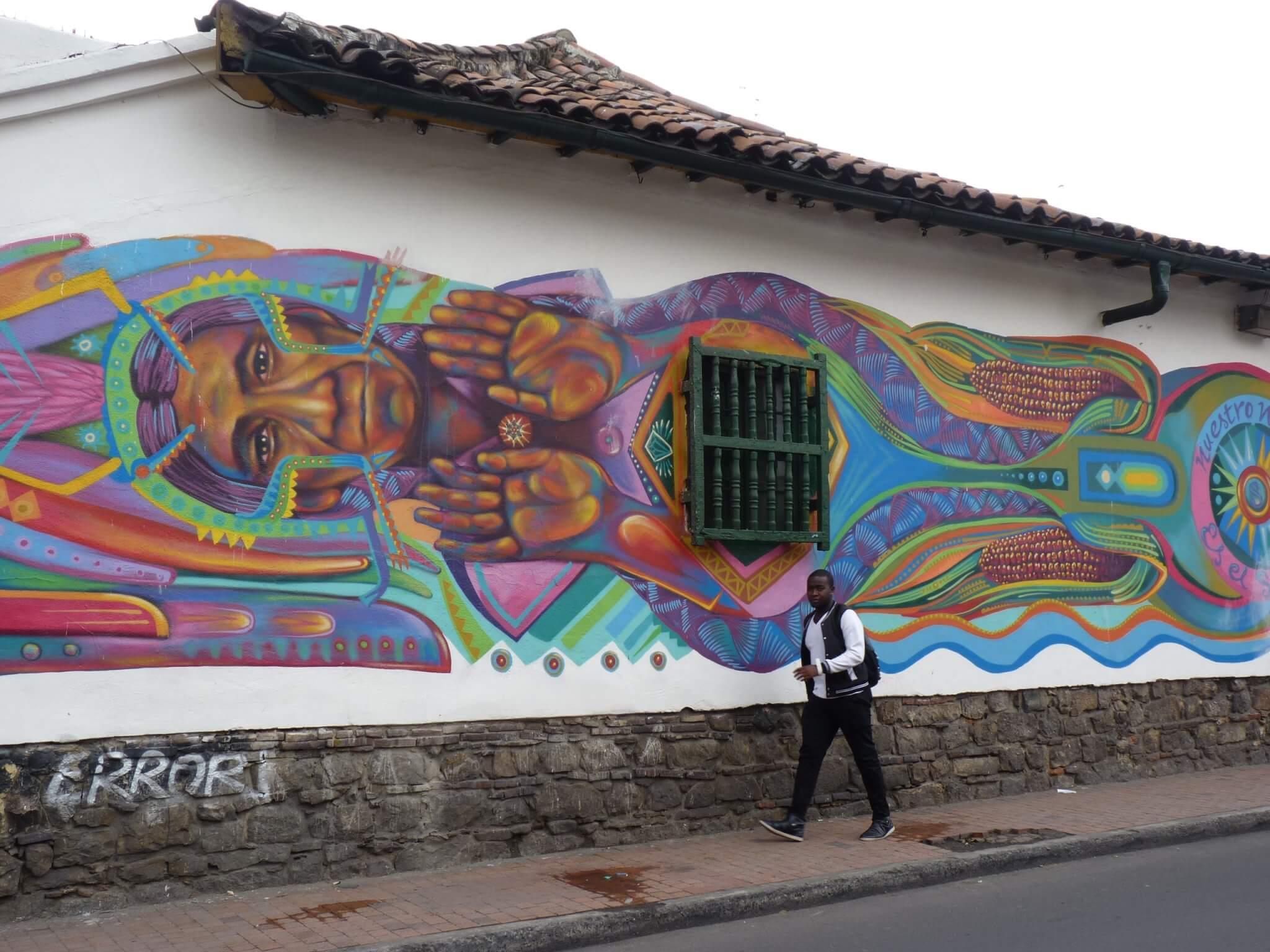 Graffitour Bogota