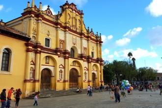 Backpacken Mexico