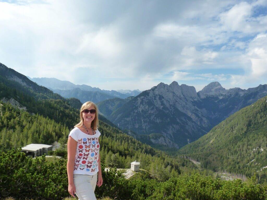 Alleen op vakantie in Slovenie